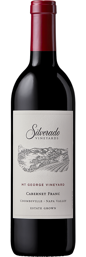 Silverado Vineyards Cabernet Franc Mt George