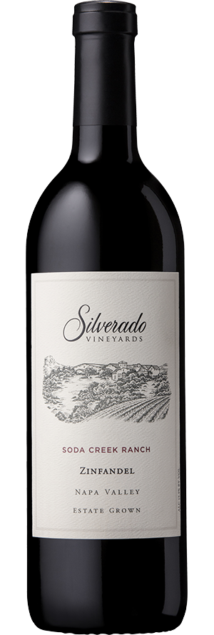 Silverado Vineyards  Soda Creek  Zinfandel