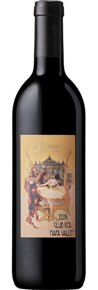 Poster Series Red Blend