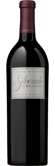 Silverado Vineyards NV Limited Cabernet Sauvignon Bottle Shot 72 dpi