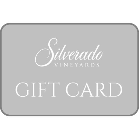 Silverado Vineyards Gift Card